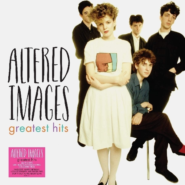 Altered Images - Altered Images - Greatest Hits Coloured  Vinyl