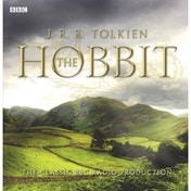 The Hobbit Audiobook CD