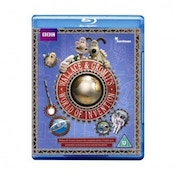 Wallace & Gromits World Of Inventions Blu-Ray