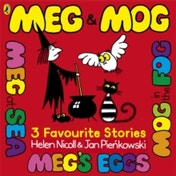Meg and Mog: Three Favourite Stories by Helen Nicoll (Paperback, 2011)