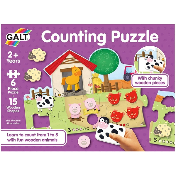 Counting Learning Puzzle