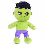 Chunky Hulk (Disney Marvel Superhero) 10 Inch Soft Toy