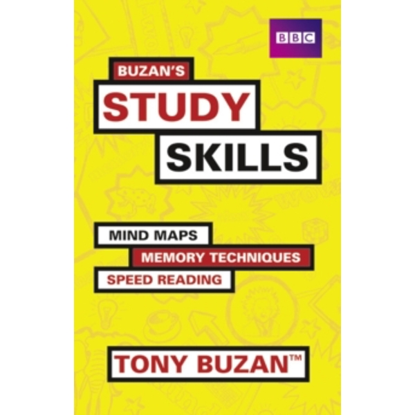 Buzan's Study Skills: Mind Maps, Memory Techniques, Speed Reading and More! by Tony Buzan (Paperback, 2011)