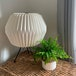 Table Lamp with Paper Shade - Image 4