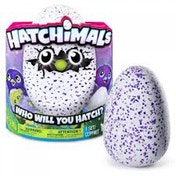 Hatchimals Draggles Purple Egg