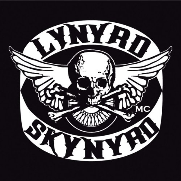 Lynyrd Skynyrd - Skull Greetings Card