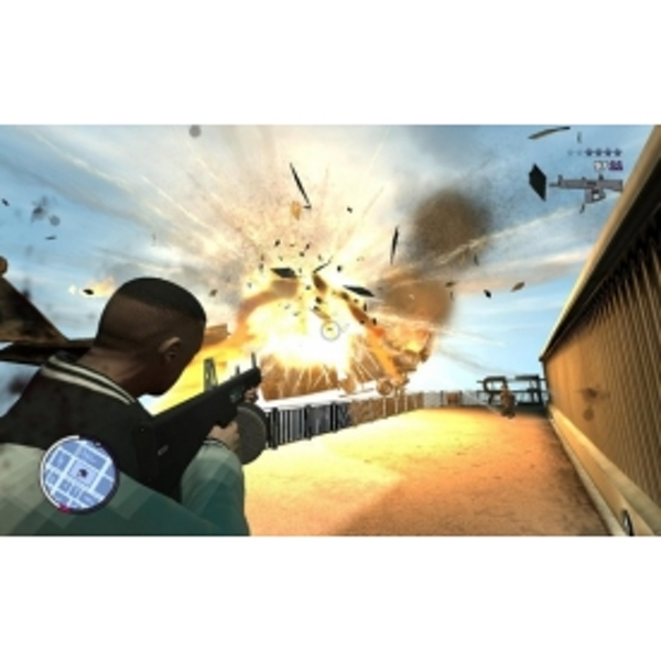 Grand Theft Auto GTA Episodes From Liberty City Game Xbox 360 - Image 4