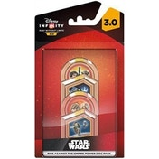 Disney Infinity 3.0 Star Wars Rise Against the Empire Power Disc Pack