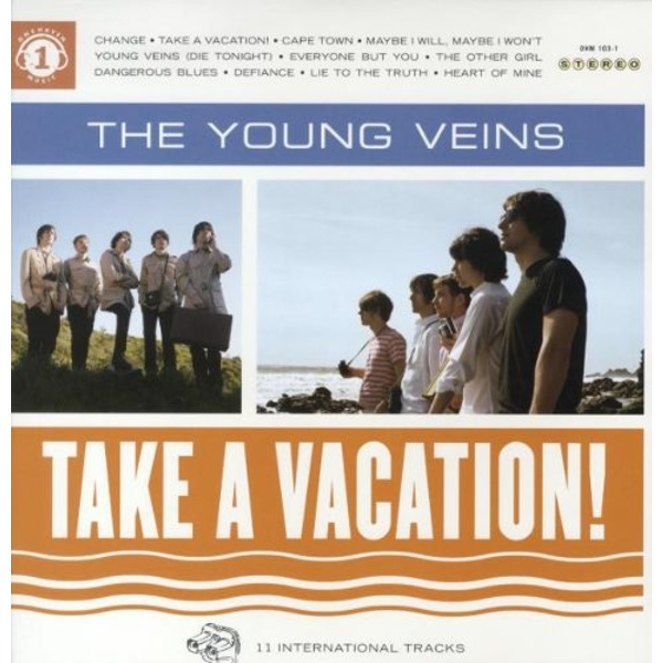 The Young Veins - Take A Vacation! Vinyl