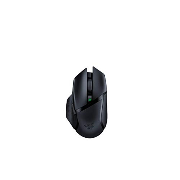 Image of Razer Basilisk X Hyperspeed - Wireless Gaming Mouse, Wireless Gaming Mouse (with Razer Hyperspeed Technology, Advanced 5G...