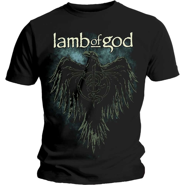 Lamb Of God - Phoenix Unisex X-Large T-Shirt - Black