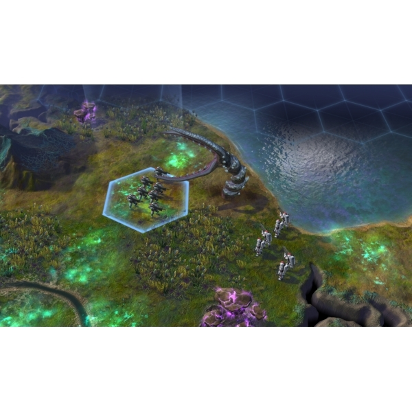 Sid Meier's Civilization Beyond Earth PC Game (with Exoplanets Map Pack DLC) - Image 9