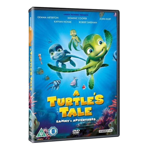 A Turtle's Tale: Sammy's Adventure DVD