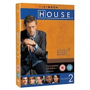 House - Season 2 DVD