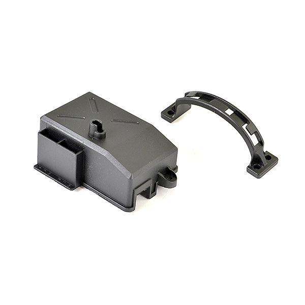 Ftx Texan 1/10 Wire Clamp & Receiver Box