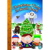 South Park - Christmas Time in South Park DVD