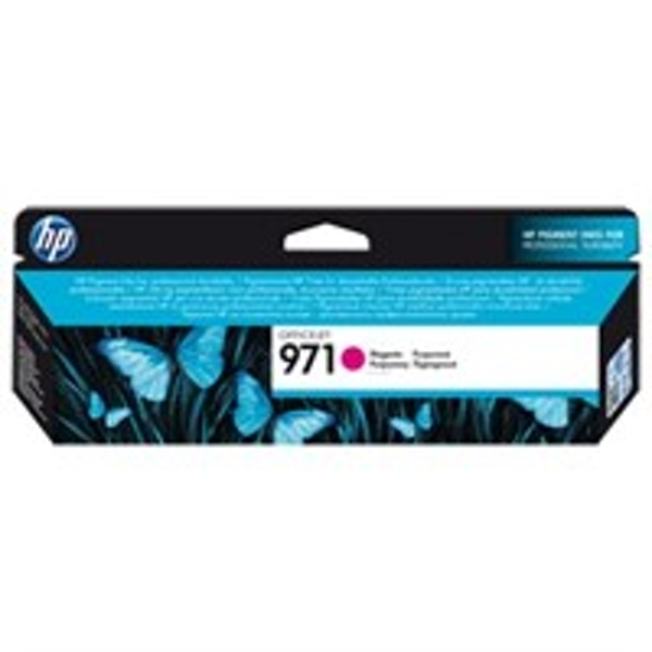 HP CN623AE (971) Ink cartridge magenta, 2.5K pages, 25ml