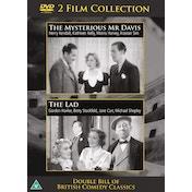 The Mysterious Mr Davis   The Lad DVD