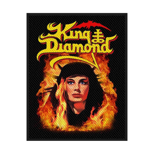 King Diamond - Fatal Portrait Standard Patch