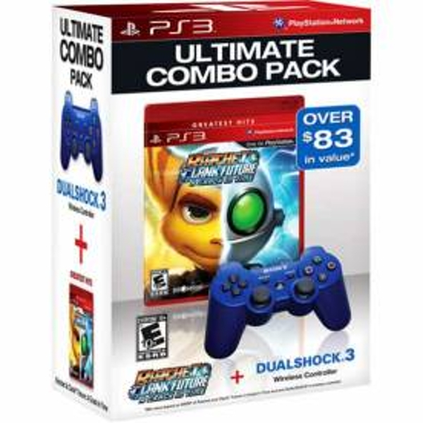ratchet and clank a crack in time ps4 controller