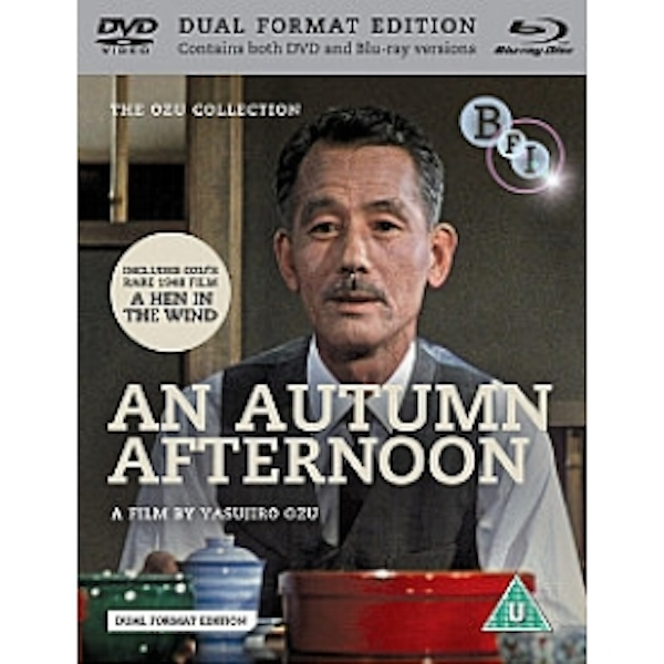 An Autumn Afternoon/A Hen in The Wind (Blu-Ray+DVD)