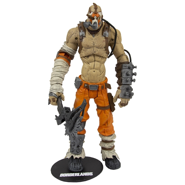 Krieg (Borderlands) McFarlane Action Figure