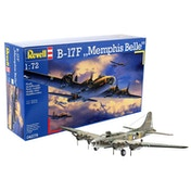 B-17F Memphis Belle 1:72 Revell Model Kits