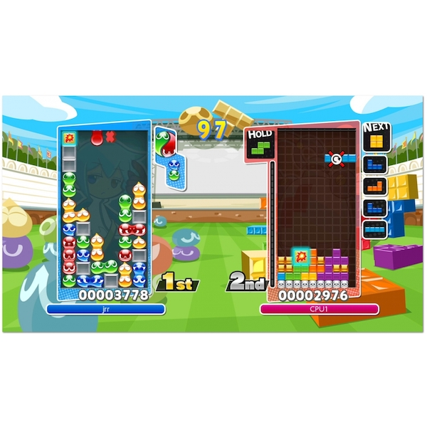 Puyo Puyo Tetris Nintendo Switch Game - Image 2
