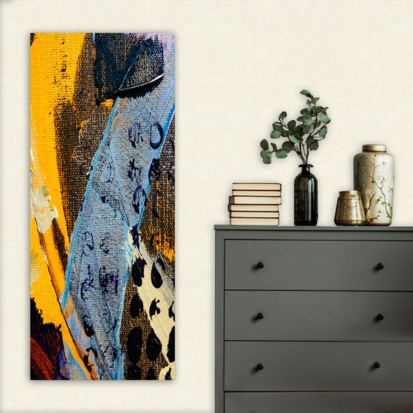 DKY35472694630_50120 Multicolor Decorative Canvas Painting