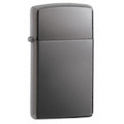 Zippo Slim Black Ice Windproof Lighter