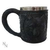 Night Wolf Tankard