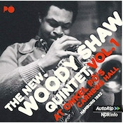 The New Woody Shaw Quintet - At Onkel Po's Carnegie Hall Hamburg 1982 Vinyl