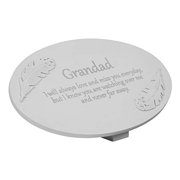 Thoughts of You Resin Memorial Plaque - Grandad