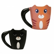 Thumbs Up! Ginger Cat Mug