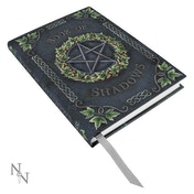 Embossed Book of Shadows Ivy