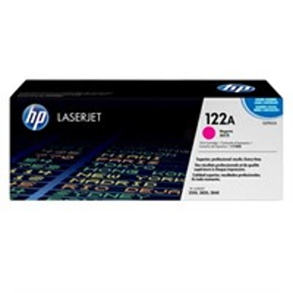 HP Q3963A (122A) Toner magenta, 4K pages @ 5% coverage