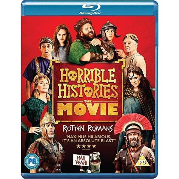 Horrible Histories: The Movie - Rotten Romans Blu-ray