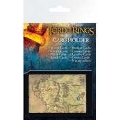 Lord Of The Rings Map Travel Card Holder
