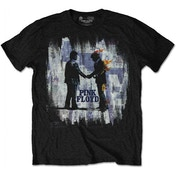 Pink Floyd - Wish You Were Here Painting Men's XX-Large T-Shirt - Black