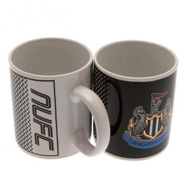 Newcastle United FC Dotted Mug