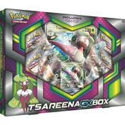 Ex-Display Pokemon TCG: Tsareena-GX Box Used - Like New