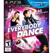 Everbody Dance Playstation Move PS3 Game