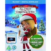 Mariah Carey's All I Want for Christmas is You Blu-ray