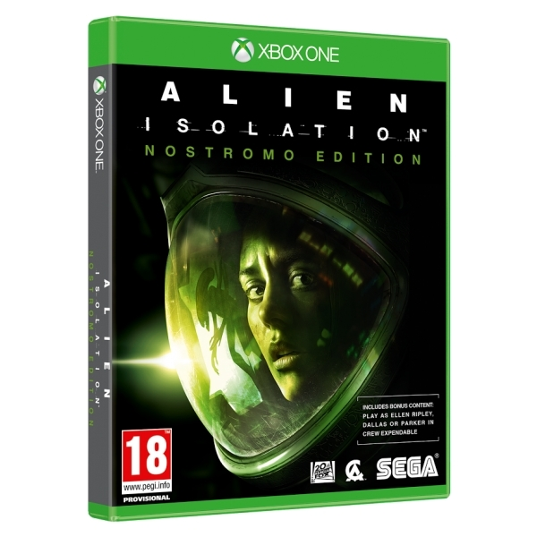 Alien Isolation Nostromo Edition Xbox One Game - Image 1
