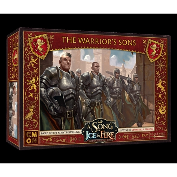A Song Of Ice and Fire Lannister Warrior's Sons Expansion