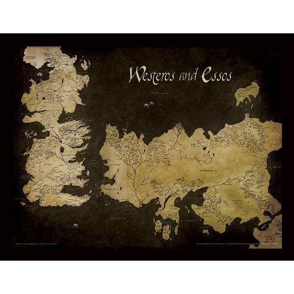 Game of Thrones - Westeros and Essos Antique Map Framed 30 x 40cm Print Game Of Thrones Wall Map on game of thrones maps hbo, game of thrones win or die, game of thrones white walkers, game of thrones posters, game of thrones globe, game of thrones winter, game of thrones book, game of thrones diagram, game of thrones pins, game of thrones letter, game of thrones castles, game of thrones magazine, game of thrones review, game of thrones kit, game of thrones garden, game of thrones hardcover, game of thrones table, game of thrones wildlings, game of thrones war, game of thrones maps pdf,