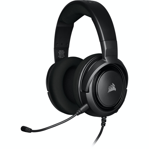 Corsair HS35 Stereo Gaming Headset  with PC, Xbox One, PS4, Nintendo Switch and Mobile Compatibility