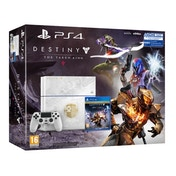 PlayStation 4 (500GB) Limited Edition Console with Destiny The Taken King