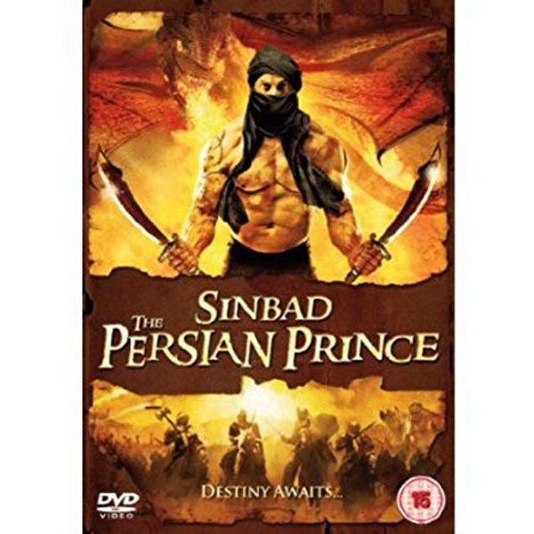 Sinbad The Persian Prince DVD