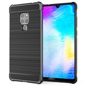 Caseflex Huawei Mate 20 Anti Fall Gel Case - Black